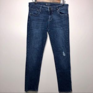 KUT from the Kloth Stretch Skinny Jeans, Size 6